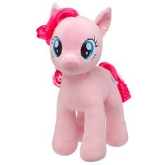 MLP Pinkie Pie Plush Figure by Build-a-Bear