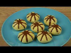 Τραγανά μπισκότα βουτύρου με σοκολάτα - YouTube Cookie Recipes, Biscuits, Muffin, Cookies, Breakfast, Food, Nutella, Youtube, Recipes For Biscuits