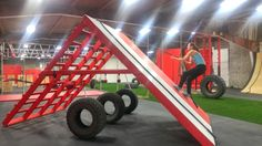 indoor obstacle course - Google Search