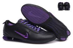 Chaussures Nike Shox Rivalry Femme Electroplat Noir/Puple