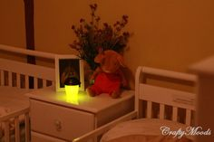 Crafty Moods - Free craft and lifestyle projects resource for all ages: The Sun Jar Simplified-Great Night Light for Kids!!