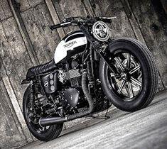 Triumph Bonneville By K-Speed