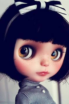 cora, blythe via flickr these dollies are beautiful where are they from?