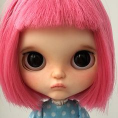 Little Blythe doll looking for mommy. FREE SHIPPING