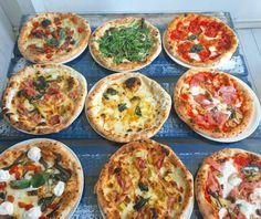 @bianco43restaurants Tasting new pizza for the menu!!!!! ...