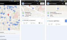 Cómo usar la App Wifi Free para encontrar redes de Wi-Fi