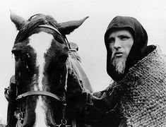 A Potpourri of Vestiges: Andrei Rublev Russian auteur Andrei Tarkovsky's treatise on creative freedom and spirituality Top Film, Film Base, Best Movies List, Good Movies, Andrei Rublev, Tokyo Story, Ingmar Bergman, Inspirational Movies, Hearts