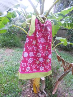 handmade pillow case dress