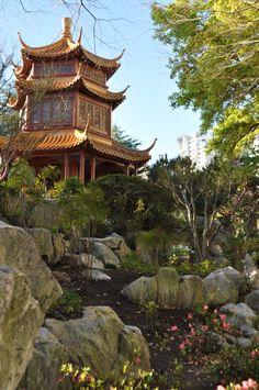 Chinese Garden - Sydney - Australia