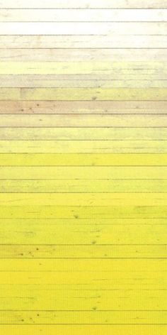 Yellow ombre wallpaper looks like painted wood, by Eijffinger Degrado Amarillo Ombre Wallpapers, Wallpaper Backgrounds, Iphone Wallpapers, Wallpaper Direct, Trendy Wallpaper, Ombre Paint, Jaune Orange, Shades Of Yellow, Mellow Yellow