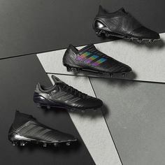 The Adidas Nite Crawler Pack. WOULD YOU COP?? Go pick up your pair of cleats at @prodirectsoccer  Let me know down below  - Follow @cleats.city for more.  -  | @dlbootroom - Like for more posts like this!!  Follow for daily posts!!  Comment or DM some suggestions that you have!!   #football #nike #adidas #boots #cleats #neymar #messi #ronaldo #soccer #magista #money #mercurial
