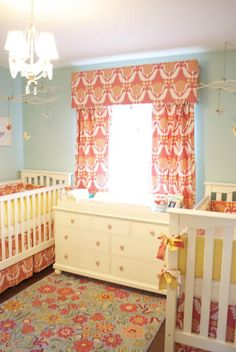 Good setup for our future nursery but don't like the colors, etc.