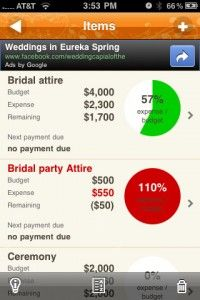 Reduce the Stress of Planning With These Wedding Apps. Check out blog.weddingsnap.com for AMAZING #wedding apps that will make wedding planning that much EASIER! #budget