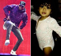 Chris Brown's Daughter Loves Dancing Just As Much As He Does — See Videos