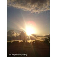 #mornings #sunrise #sun #orlando #iphoneography #campephotography