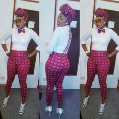 Nigerian fashion style