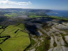 The Burren National Park - Wild Atlantic Way – Worlds Longest Coastal Route