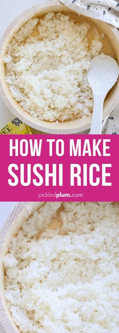 Japanese Dishes, Japanese Recipes, Japanese Food, Healthy Rice, Healthy Meals, Healthy Dinner Recipes, Rice Pudding Recipes, Rice Recipes, Spicy California Roll