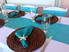 Conch House, Catering, Tropical Weddings, Table Decorations, Beautiful, Home Decor, Key Largo, Decoration Home, Catering Business