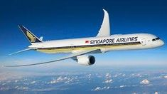 The FIRST 787-10 DELIVERED to SINGAPORE AIRLINES