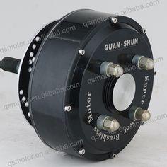 Atvonics wheel motor