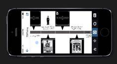The Toronto Silent Film Festival Turned Its Instagram into a Timeline #instagram #marketing trendhunter.com