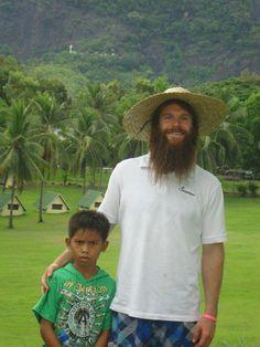 giving a visit ;)  Zamboanga City, Philippines ;)