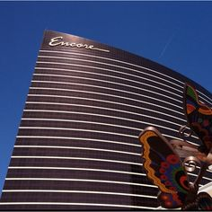 Encore Las Vegas - Where we stayed while in Las Vegas for our wedding! Fabulous Hotel!
