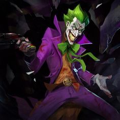 Joker Comes Out to Play on Infinite Crisis Beta Day