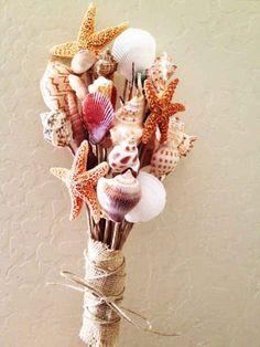 A Seashell Bouquet
