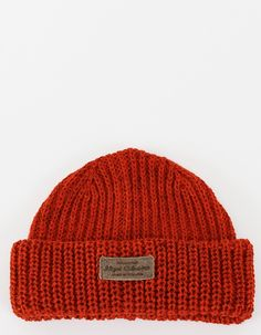 14372c7dff47a nigel cabourn red beanie season Hipster Style