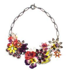 Bountiful Bouquet Necklace