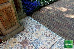Garden Inspiration, Tile Floor, Garden Design, Mosaic, Flooring, Prints, Outdoor, Gardens, Home Decor