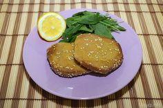 Seitan limone e zenzero