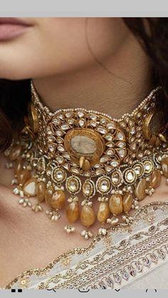 Temple Jewellery, Gems Jewelry, Bridal Jewelry, Indian Jewelry, Antique Jewelry, Desi, Jewelry Collection, Jewerly, Brides