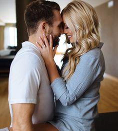 Minnesota Carly Aplin & Jason Zucker Share Their Intimate Engagement Photos