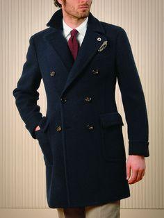 Lardini DB Overcoat