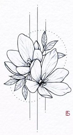 flower drawing sketch animal sketches easy cool draw rose simple tendollarbux