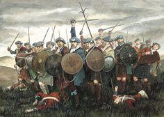 Battle of Culloden - Artist unknown