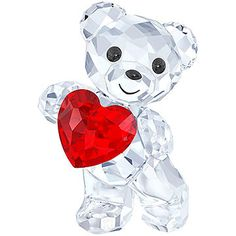 LOVE. Kris Bear - A Heart for You from #Swarovski