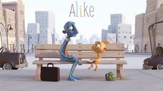 """Short film """"Alike"""": This adorable short film created by animators in Madrid, sheds light on a silent but terrible problem. Our creativity being murdered in cold blood before ever getting a chance to begin."""
