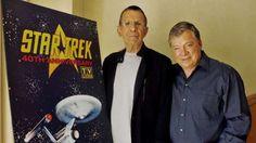 """Leonard Nimoy (82) machte die Figur des Mr. Spock unsterblich: So sehr, dass """"Mr. Star Trek"""" Gene Ro... - AP/RIC FRANCIS"""