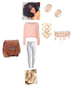 """""""Chilly"""" by princess-abbybear ❤ liked on Polyvore featuring Glamorous, Pieces, Kenneth Jay Lane, Monsoon, Henri Bendel and Isabella Fiore"""