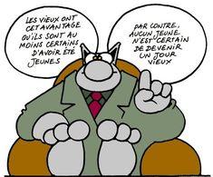 Vous ne pouvez pas rater ça !: Le Chat, Acte XVI de Philippe Geluck ****