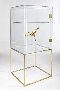 Crystal Storage Furniture Precious By Spazio Pontaccio Design Ctrlzak Art