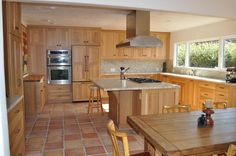 Residential Kitchen Remodel mediterranean kitchen