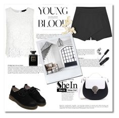 """""""SheIn 4"""" by emina-turic ❤ liked on Polyvore featuring Anja and Bobbi Brown Cosmetics"""