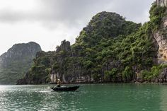 https://flic.kr/p/NuSJZN | Halong Bay | Hạ Long Bay is a UNESCO World Heritage Site and popular travel destination in Quảng Ninh Province, Vietnam. Administratively, the bay belongs to Hạ Long City, Cẩm Phả town, and is a part of Vân Đồn District. The bay features thousands of limestone karsts and isles in various shapes and sizes. Hạ Long Bay is a center of a larger zone which includes Bái Tử Long Bay to the northeast, and Cát Bà Island to the southwest. These larger zones share a similar…