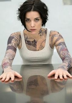 How to get Jaime Alexander's Edgy Bob that she wears in the new show #Blindspot.  I want this hair style!!!!
