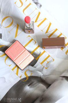 [Review] Lunasol 2015 Summer Makeup Sheer Breeze Collection